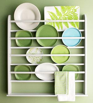 Build wooden plate rack ikea diy pdf cabinet making router for Ikea plate storage